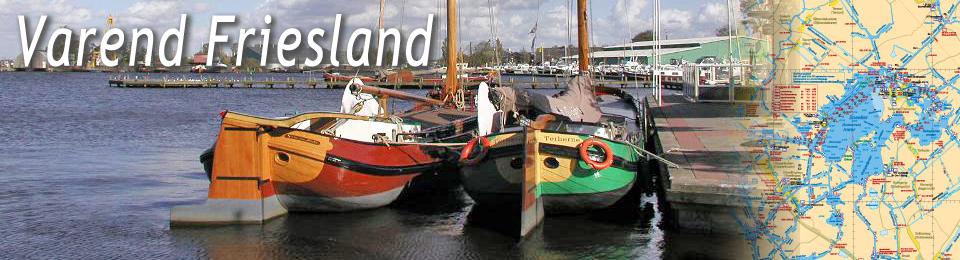 Varend Friesland