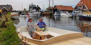 Werffboat